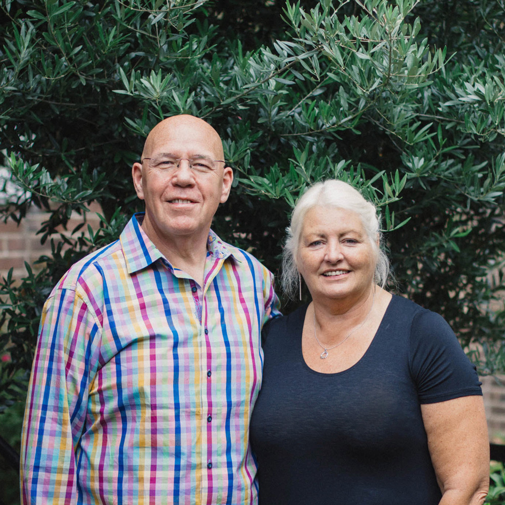 Gareth & Sandra Duffty - We've been Christ followers for over 45 years and live near Coventry in the UK where we have a ministry centre. We also run the Together Network, connecting churches around the UK and Gareth also has his own blog, face2facegduffty where he explores topics around the kingdom of God, biblical covenant and restoration. We've been in a relationship with Balham Community Church since 2008 and our motivation is to help BCC shape church around a bigger vision of who God is.What we have in common... We are committed to helping people reimagine church for the future.