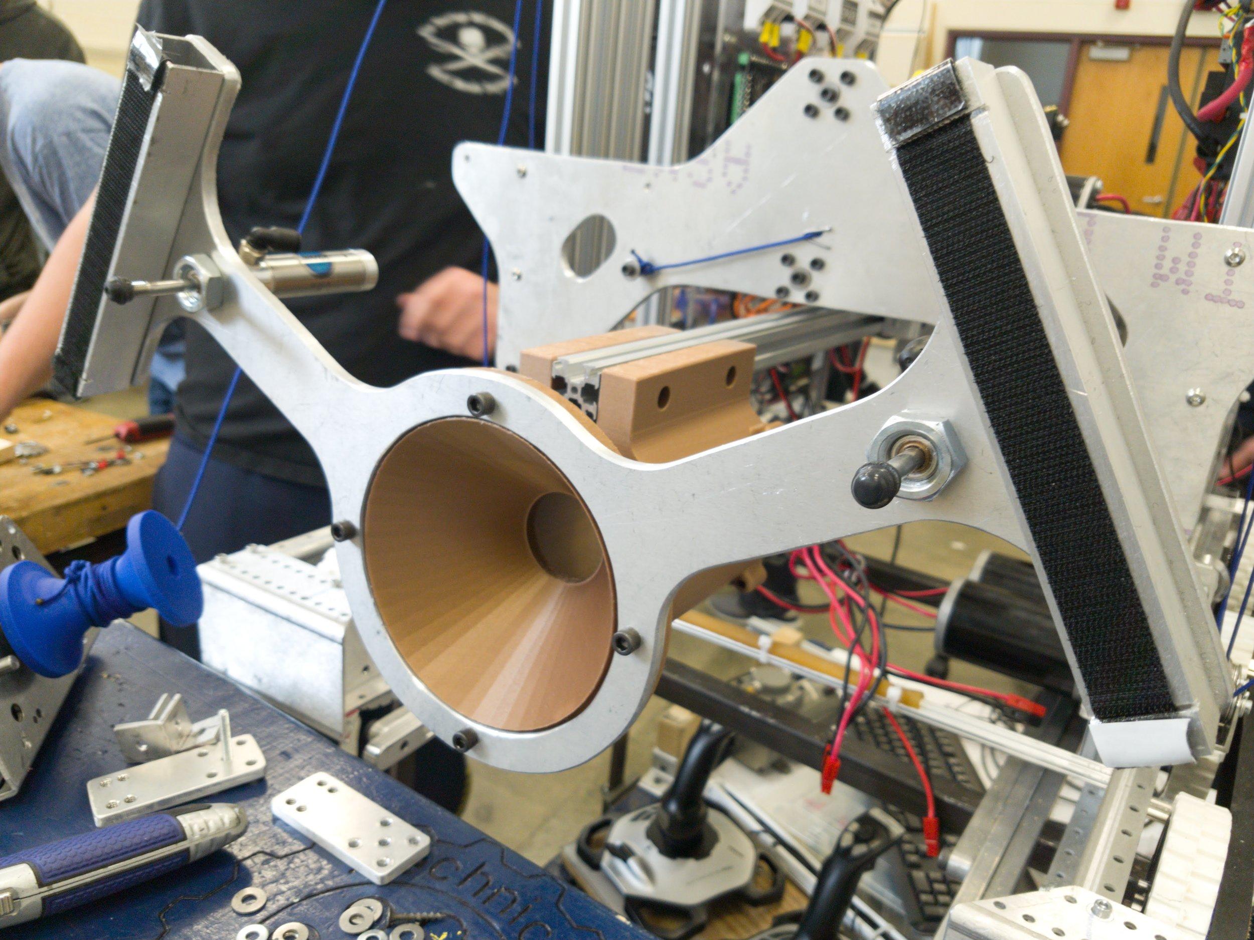 This is the vacuum manipulator.