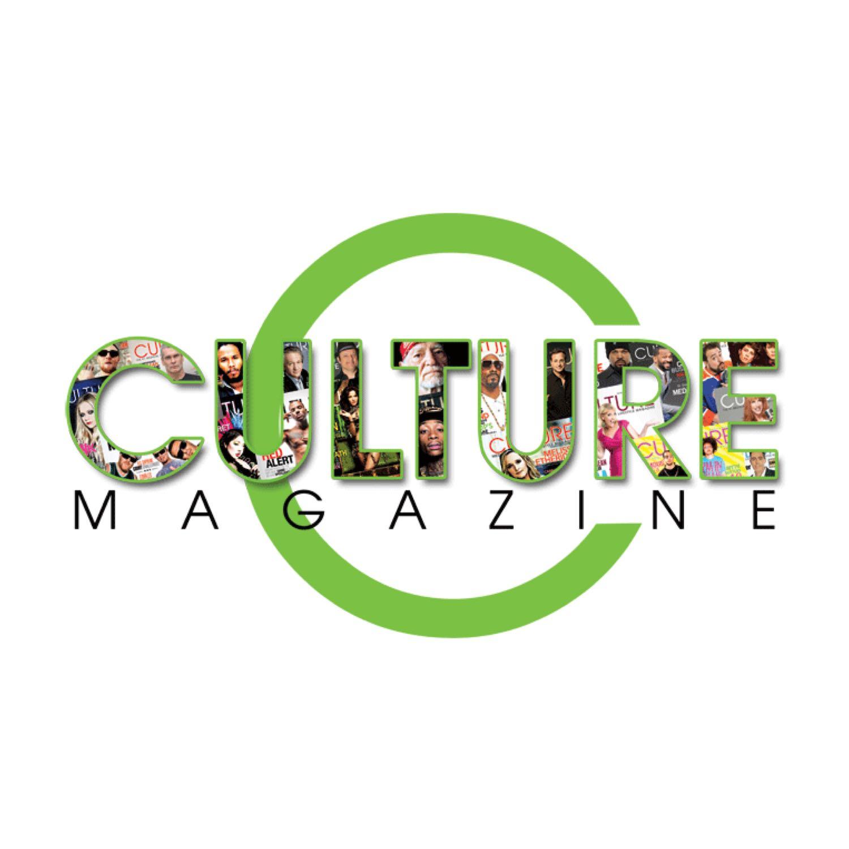 Logo for Culture Magazine