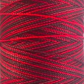 Bright Red & Black