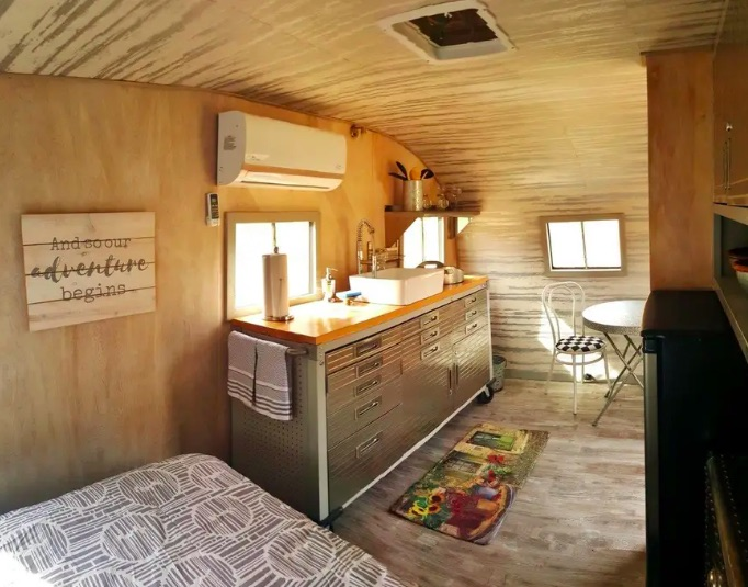 Vintage Trailer Kitchen | Marijuasana | Cannabis Yoga Retreats.jpg