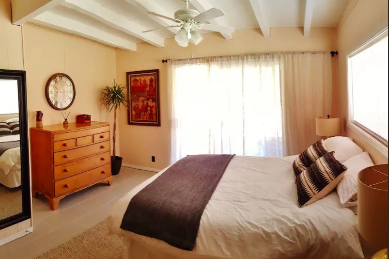 2 Bed Cottage Bedroom 1 | Marijuasana | Cannabis Yoga Retreats.jpg