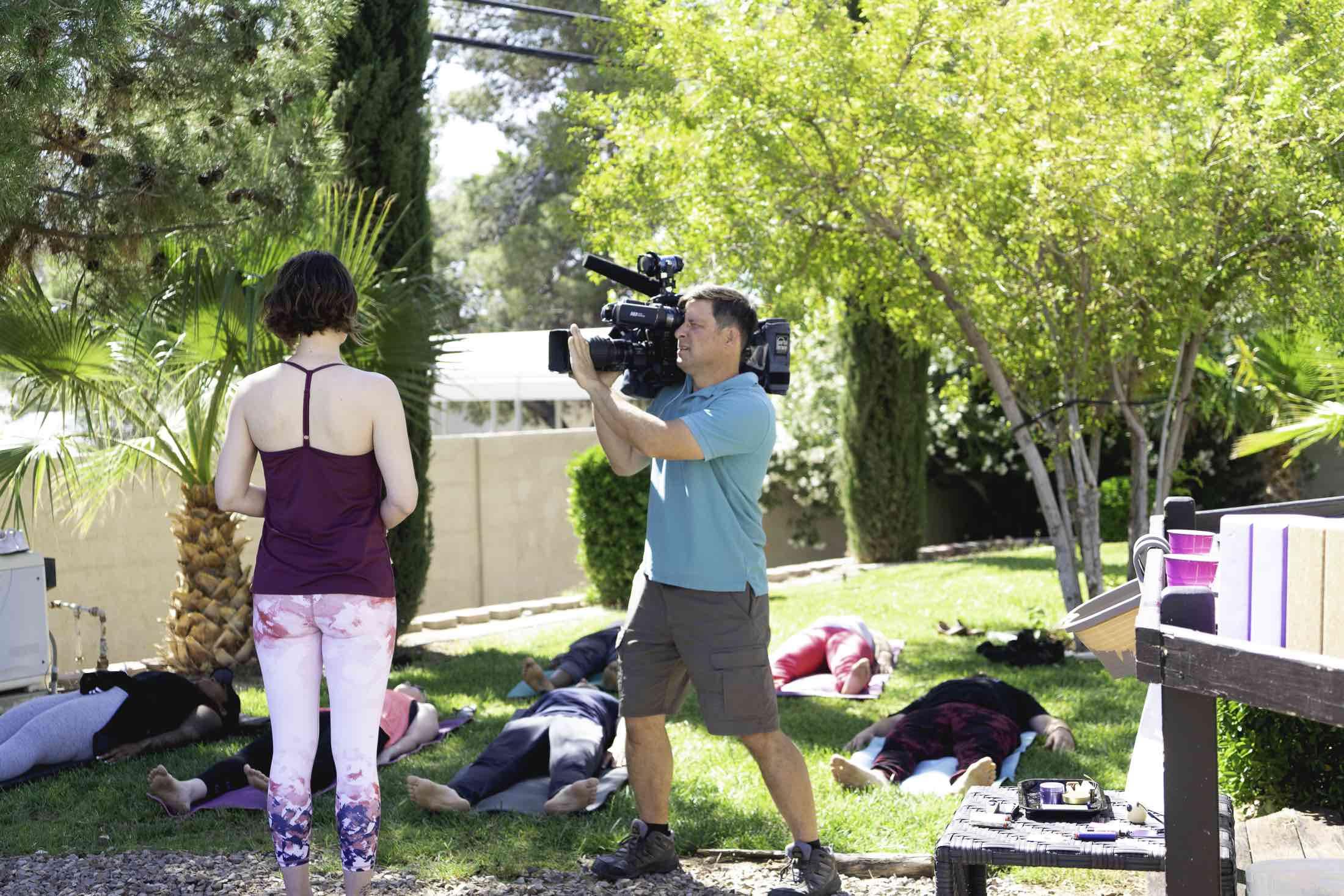 Cameraman Fox5 Vegas | Marijuasana | by Downtown Lens | .jpg