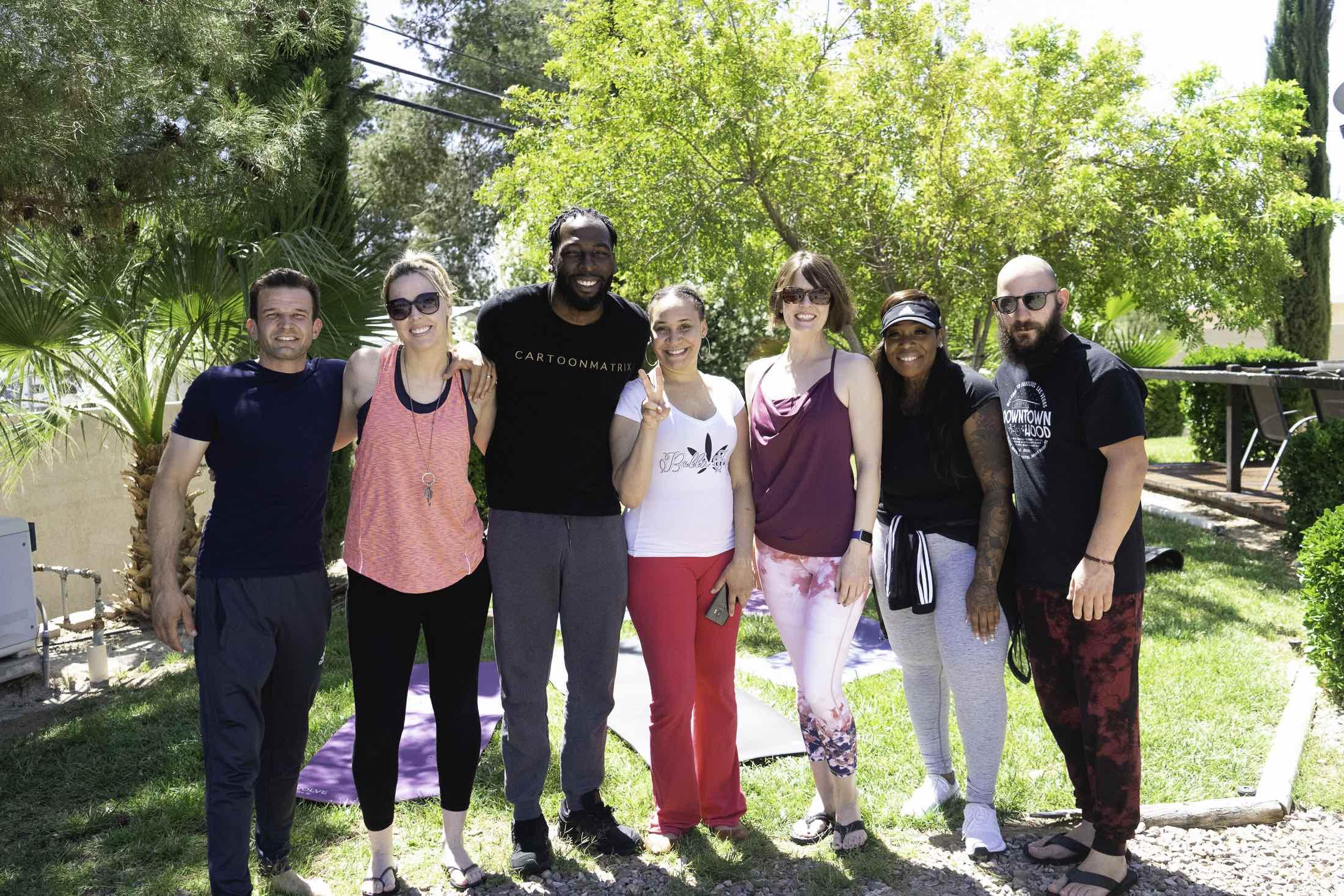 Cannabis Yoga Class | Marijuasana | by Downtown Lens | .jpg