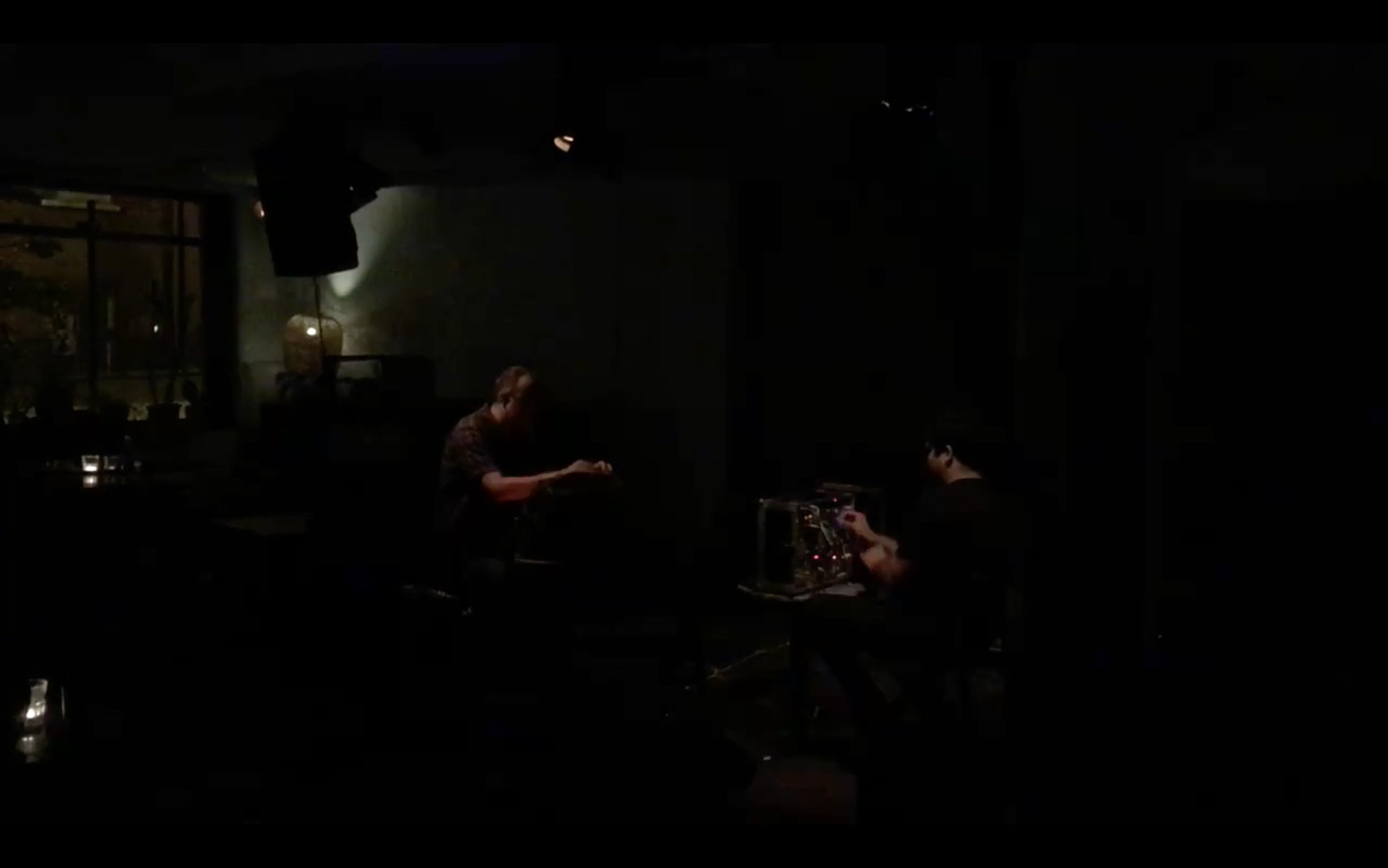 LIVE AT CAFE OTO w/ PHIL JULIAN