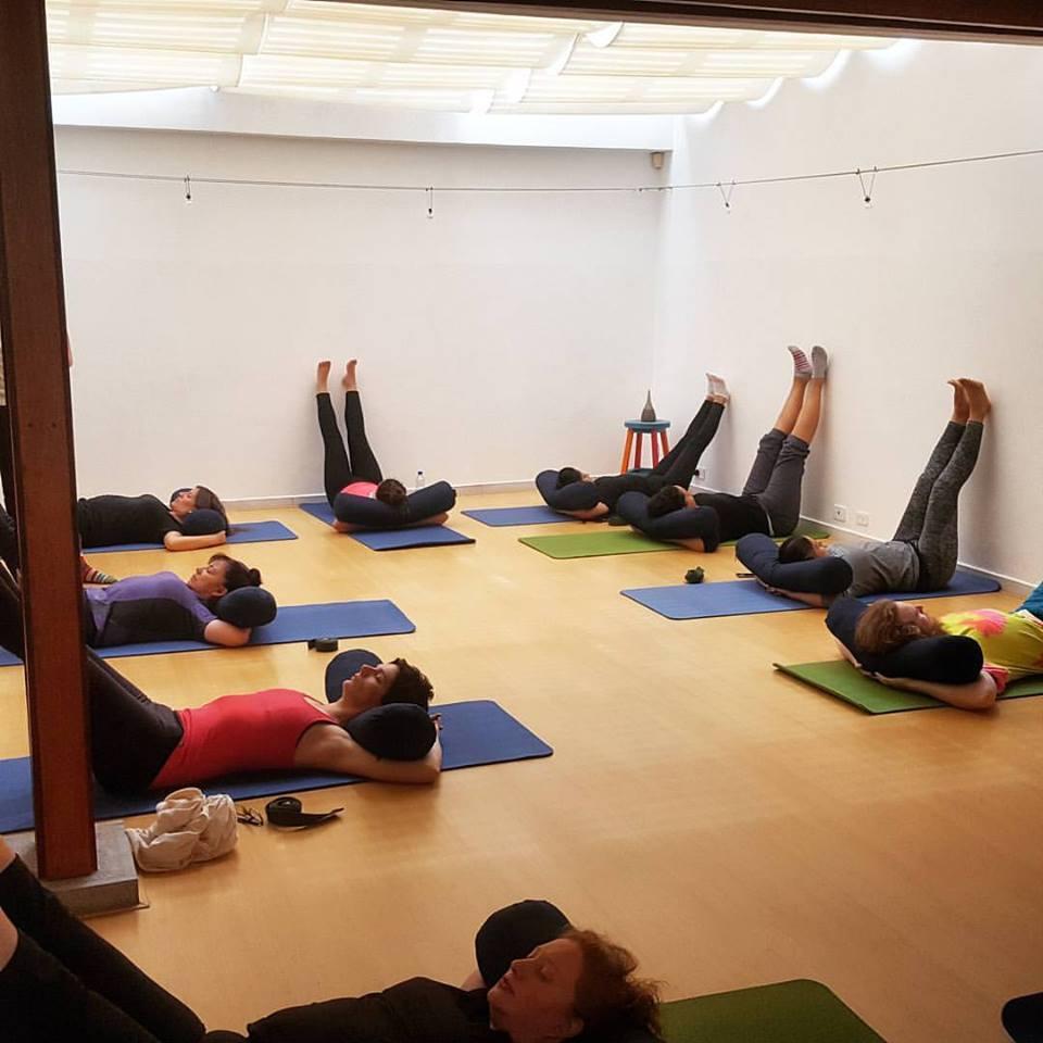 Fotografía: Clases de Kauit Yoga, en 108 Yoga