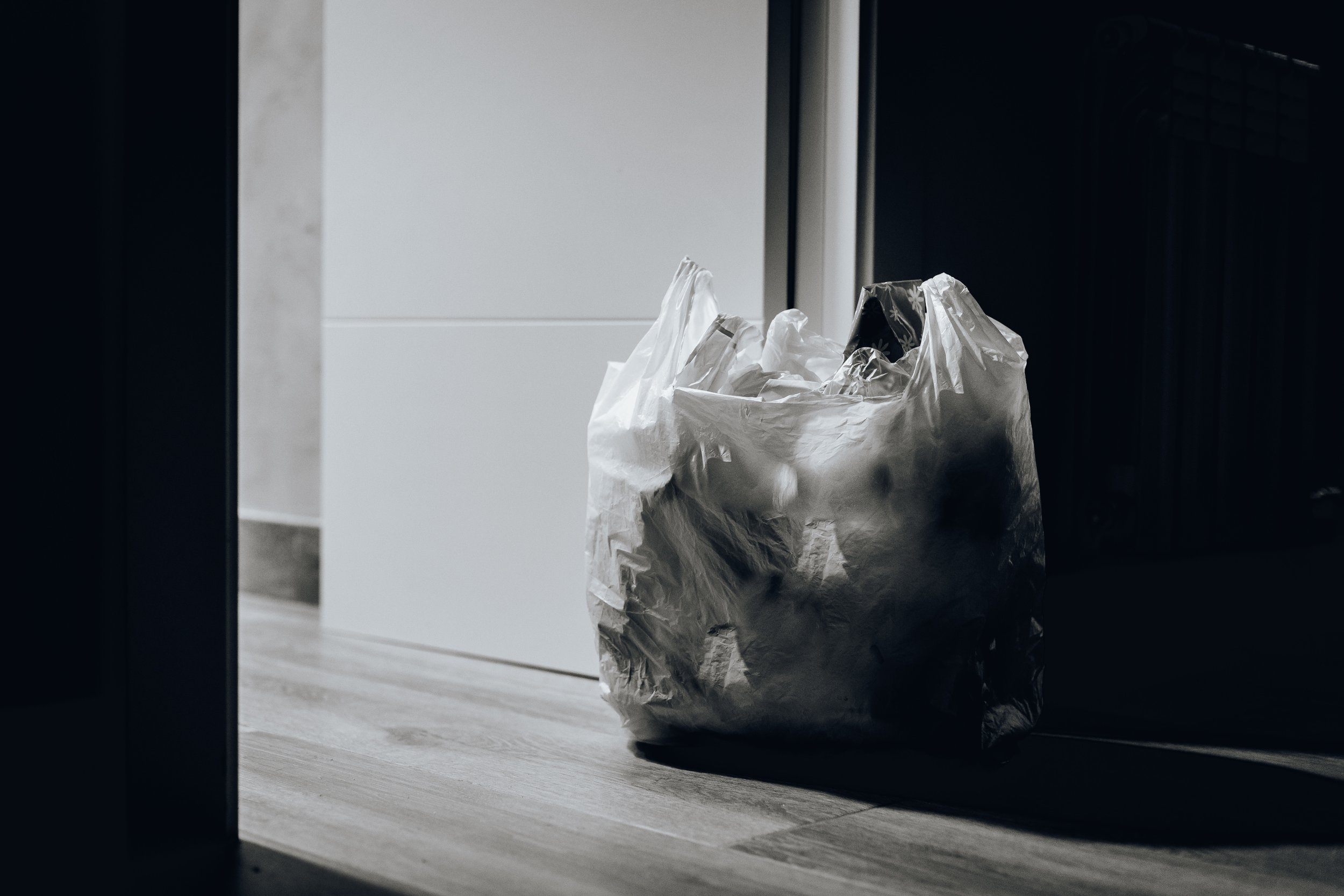 99% de las cosas que compramos es basura en menos de 6 meses. Crédito: Pexels
