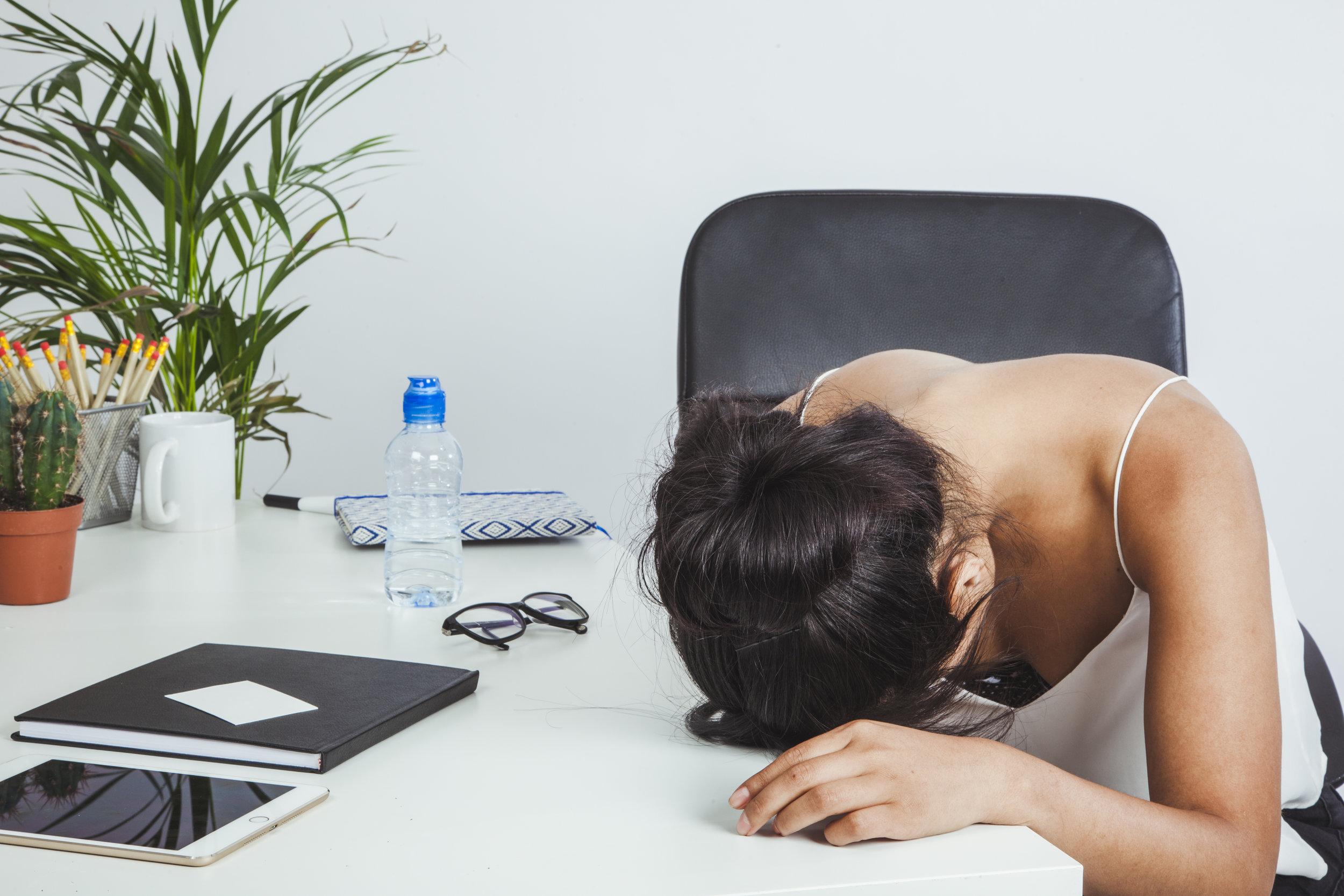 Cuando nos falta tiempo, empezamos a sacrificar las horas para dedicarnos a nuestra salud