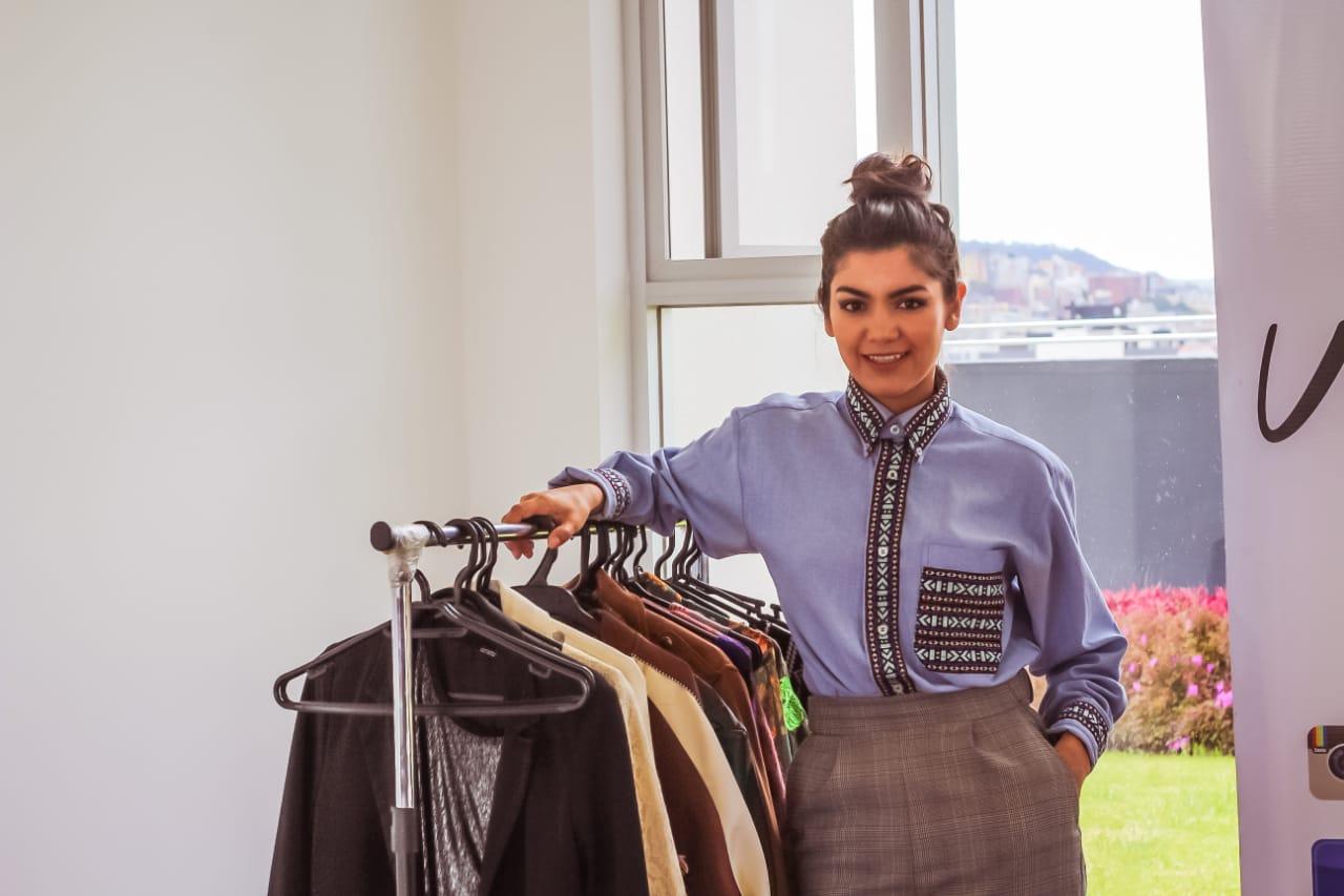"""Ambar impulsa el movimiento """"slow fashion"""". Foto cortesía: Santiago García"""