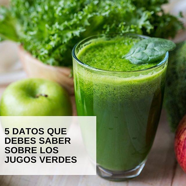🍏 JUGOS VERDES 🥒 Los jugos verdes tienen muchos beneficios 💪, pero es clave saber prepararlos y consumirlos, por eso aquí te contamos algunos datos que es importante recordar 🧐. Link en nuestra bio ⬆️ . Nota por: @sunlight.food . #autocuidado #jugosverdes #greenjuice #detoxjuice #comersaludable