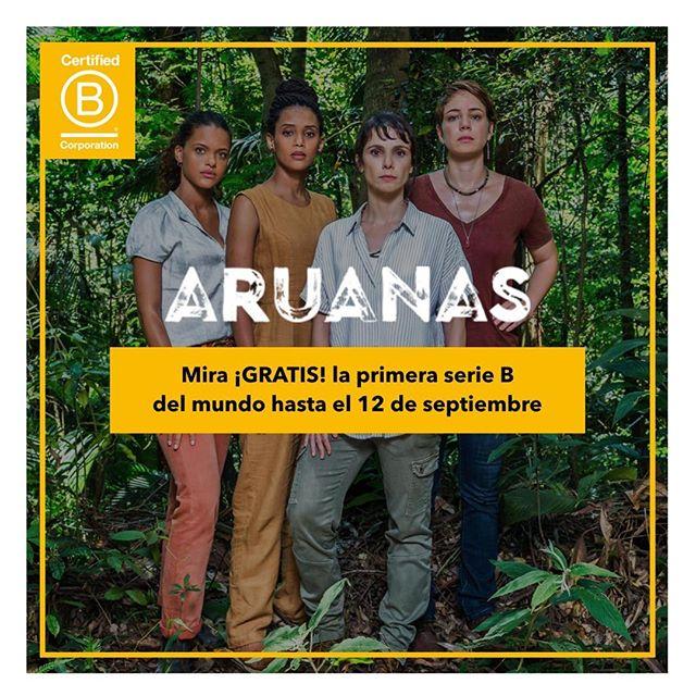 #RecomendaciónNuna Acabamos de ver el primer capítulo de #Aruanas 🙌 una serie que se creó para hablar sobre la #Amazonia y reconocer a quienes trabajan para preservar la selva 🌳. . Datos interesantes: 50% del equipo que trabajó en la serie lo componían mujeres 🙋🏻♀️. 90% del vestuario fue reutilizado👖. Las emisiones de gases de efecto invernadero generadas en la producción, fueron neutralizadas 🌎. Fue filmada por la empresa B @mariafarinhafilmsbr y la @redeglobo 🎥. . Pueden verla GRATIS hasta el 12 de septiembre en www.aruanas.tv/amazon-day. #series