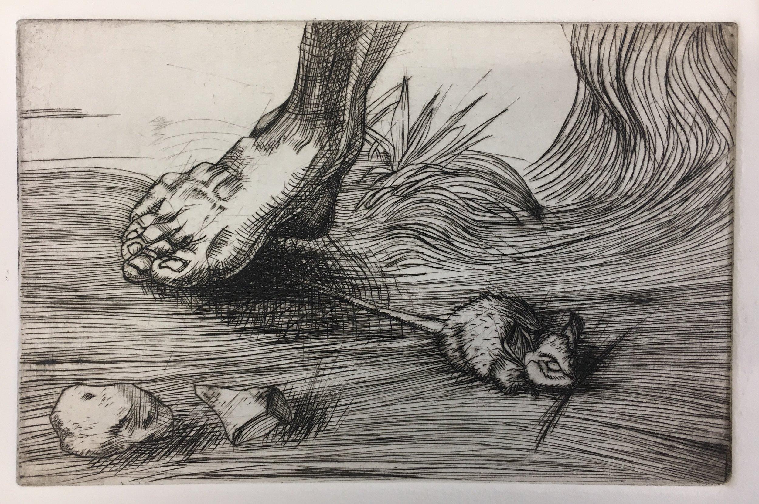 Durer's Adam's Foot