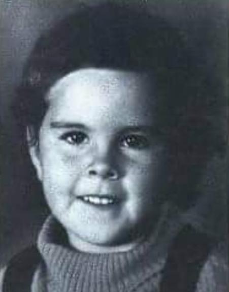 Dawn Shaw, age 6. Murdered by Jason Gamache.