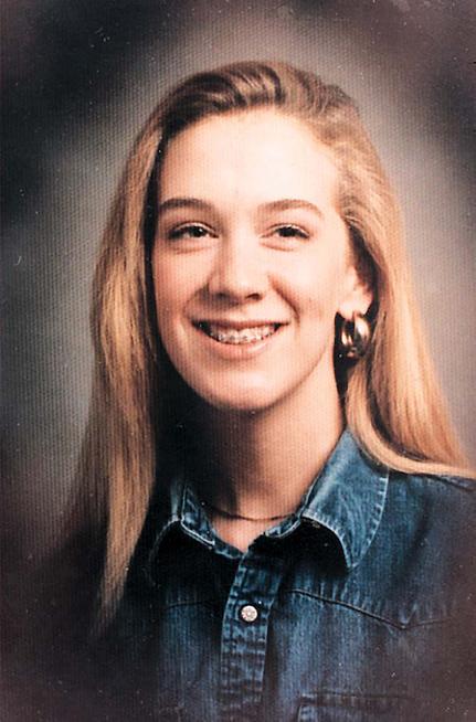 Leslie Mahaffy, age 14