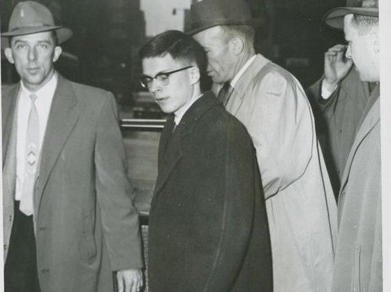 Peter Woodcock arrest
