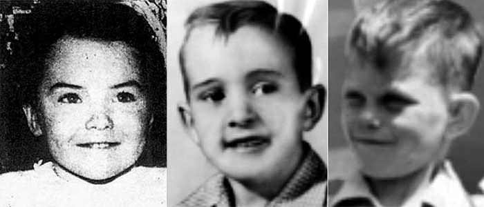 Carole Voyce, Wayne Mallette, Gary Morris