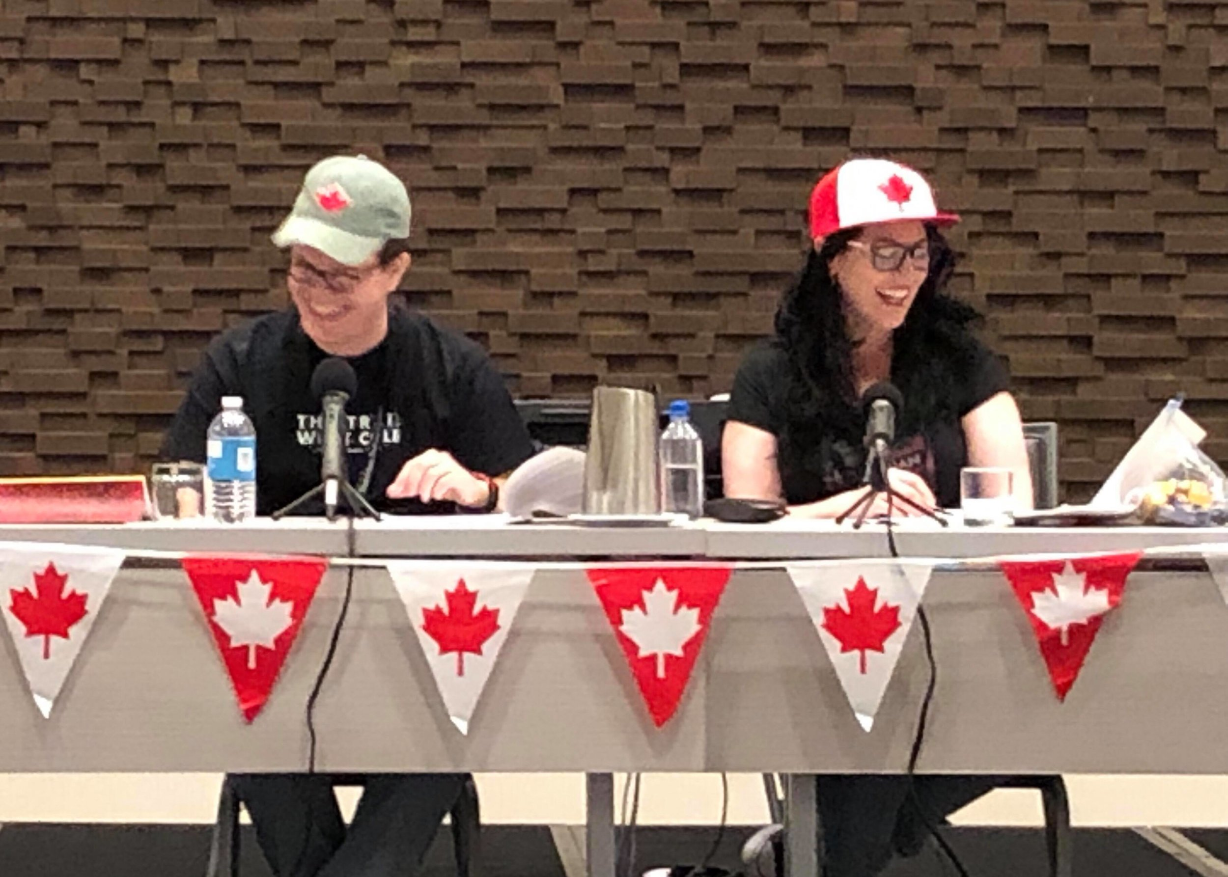 """""""Canadian Crime Crossover"""" live show with Robin from The Trail Went Cold!"""