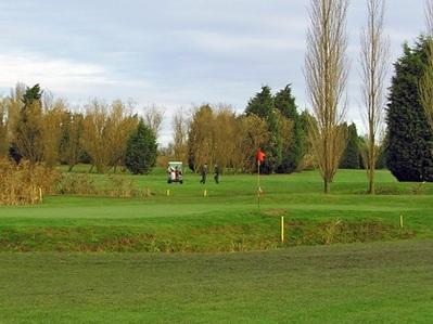 Gedney Hill Golf Course (Next Door!)