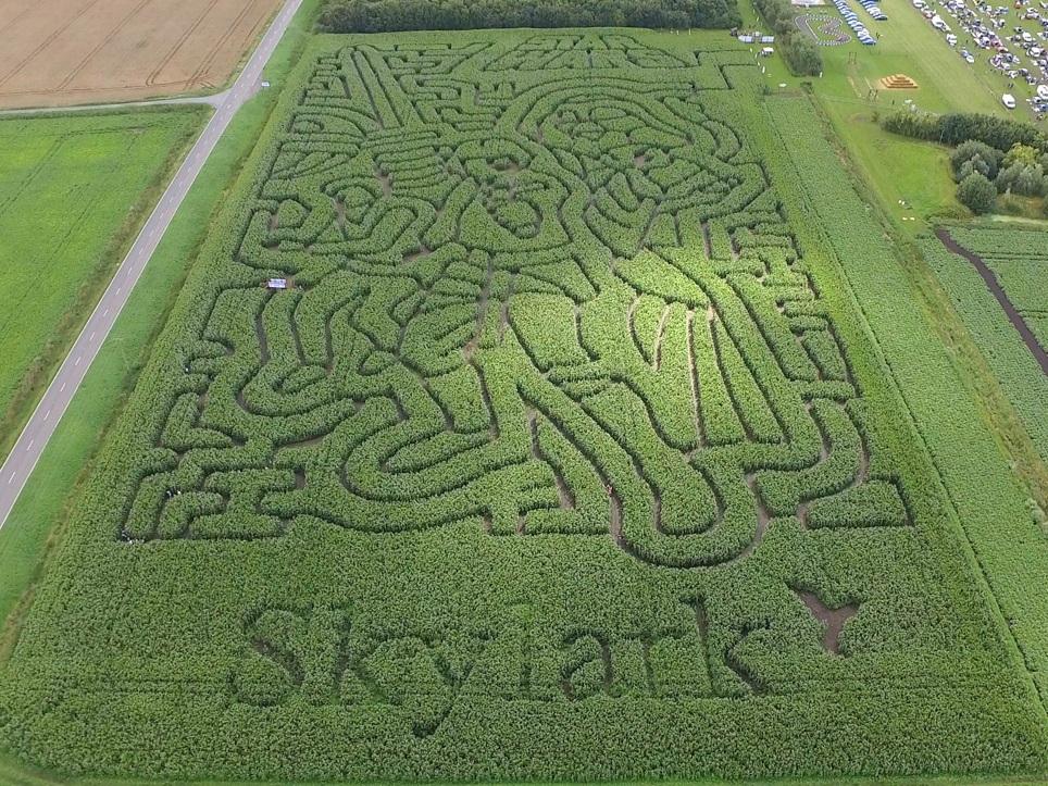 Skylark Garden Centre  (18.4 Miles)