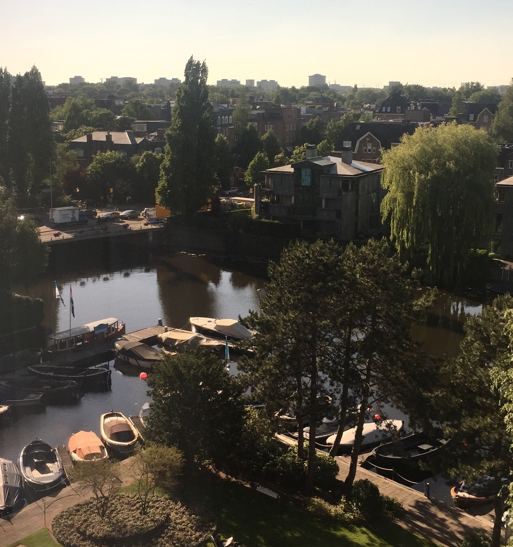 Amsterdam calm