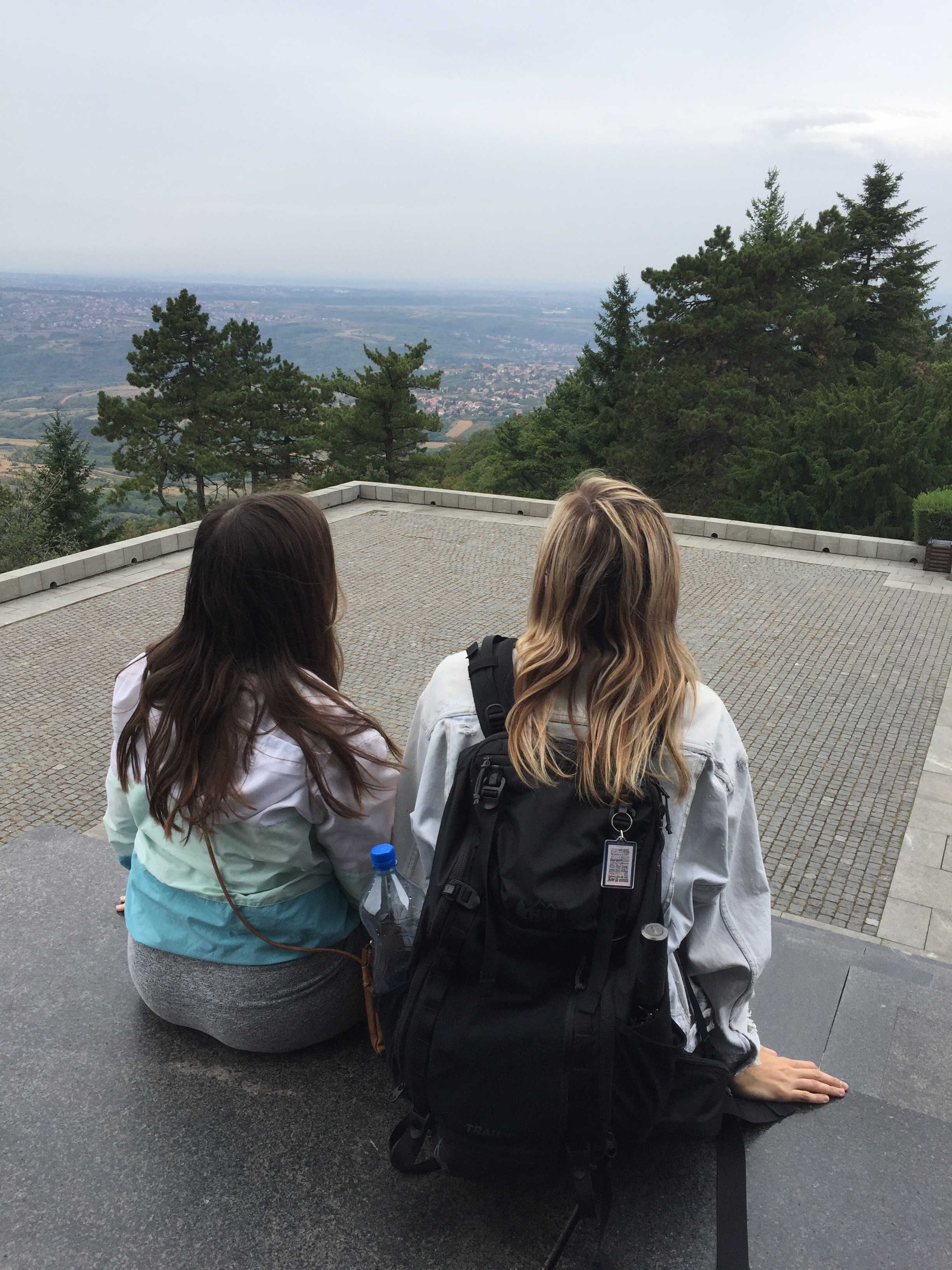 Views from Avila Tower park