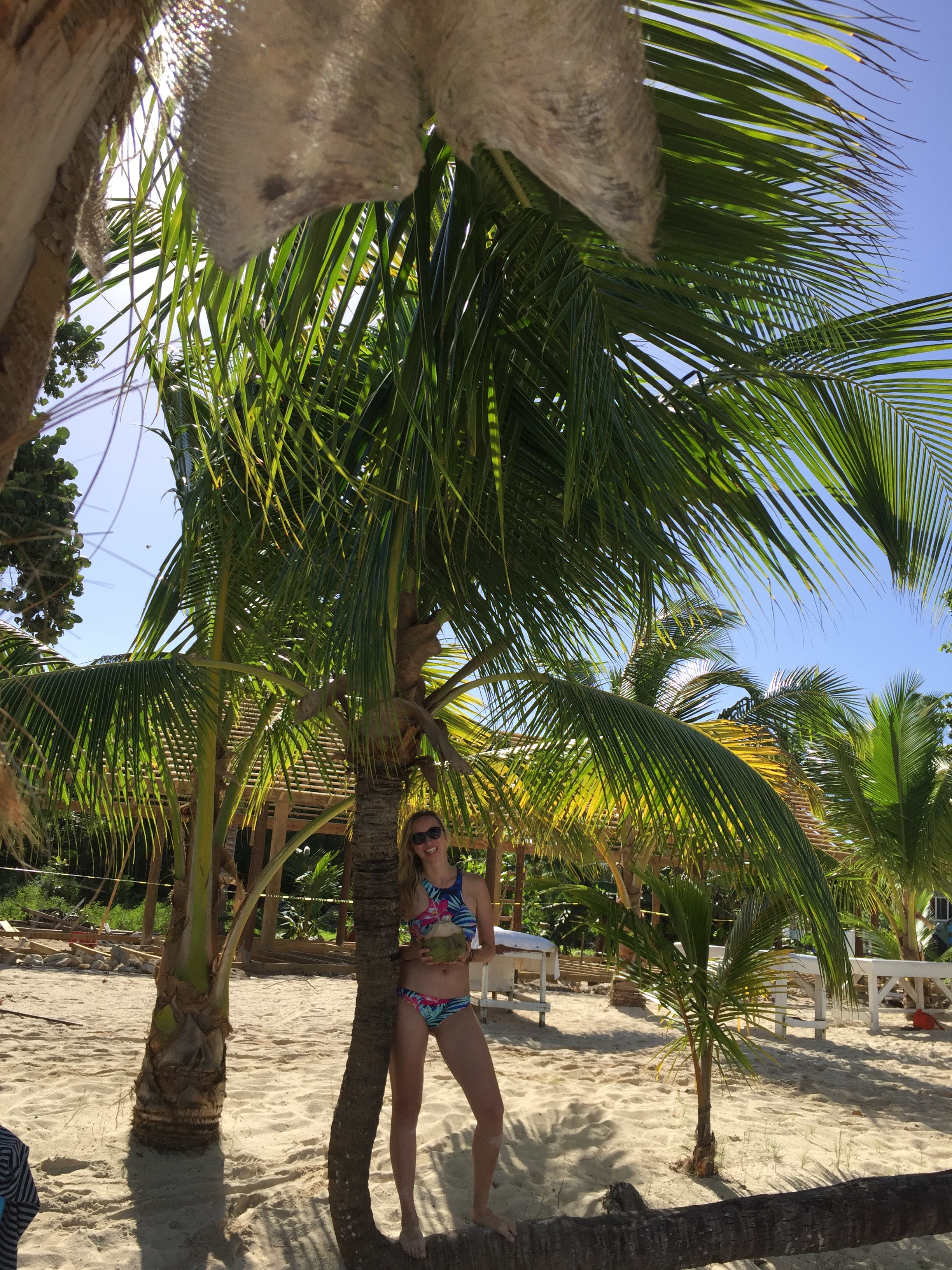 Can life get any better than coconuts and beaches?
