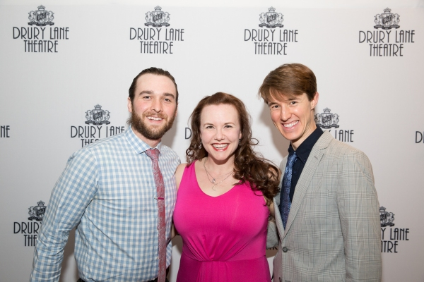 Press Opening for Billy Elliot, Directed by Rachel Rockwell