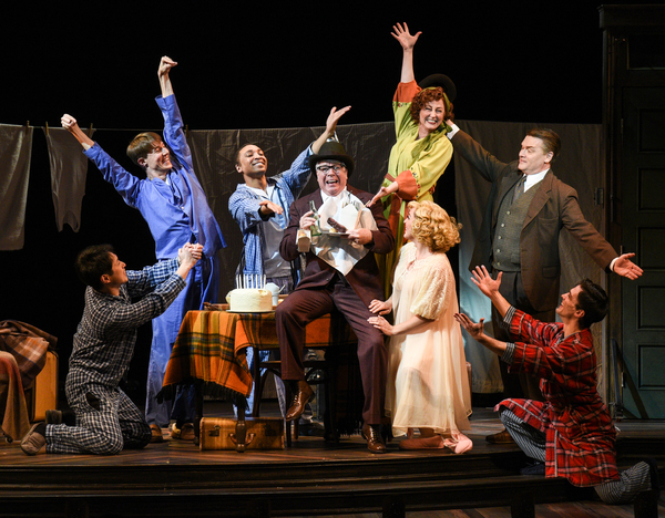 Gypsy, starring Vicki Lewis, Directed by Marcia Milgrom-Dodge