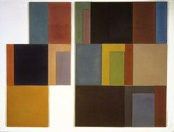 Untitled, David Novros, 1969