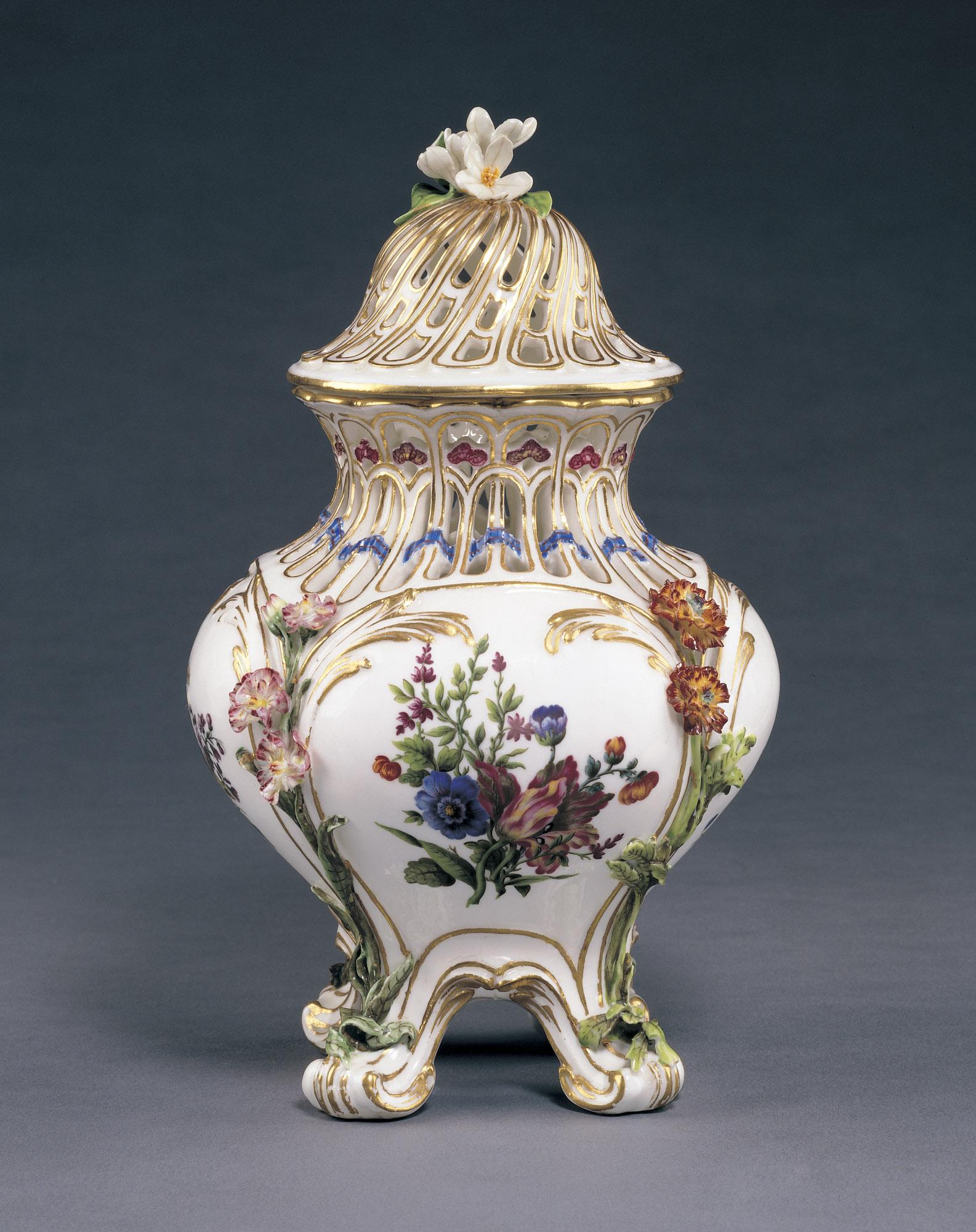 Vincennes Porcelain Factory, 1752-53, 1917.982