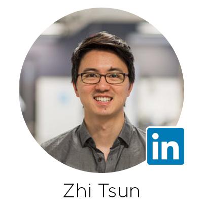 Zhi Tsun  Co-Founder