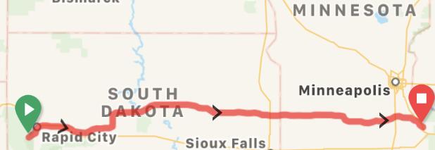 Bike's Bike Route