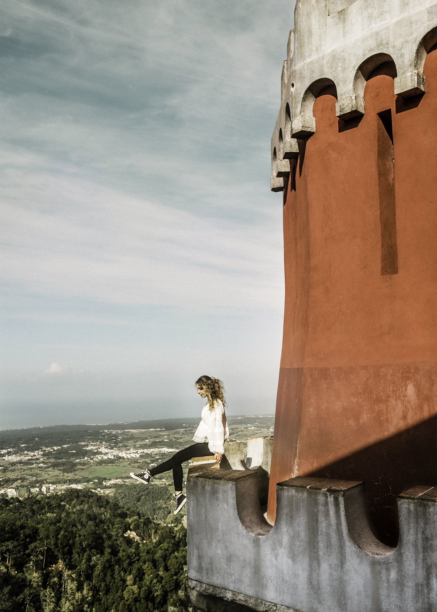 3 day Guide to Sintra &Lisbon - Pena Palace