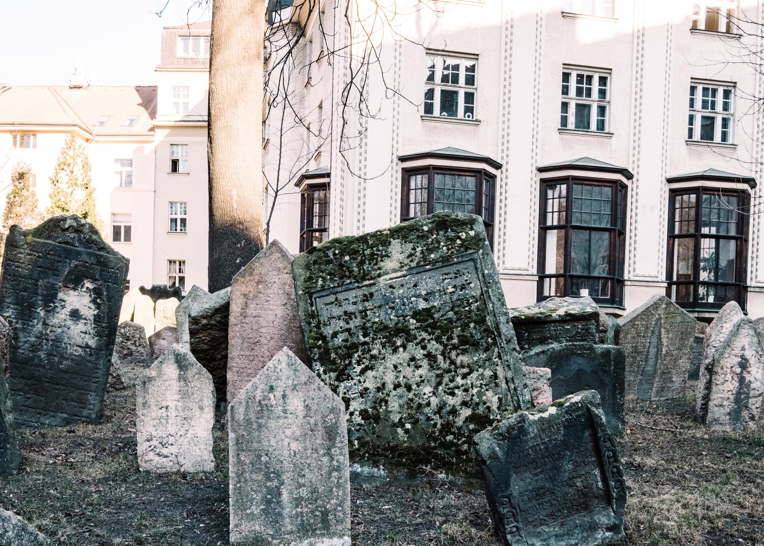 Jewish Cemetary, Prague