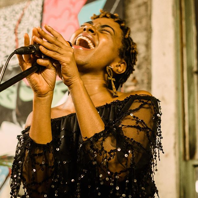 So much soul pt. 2 Photographing at SoFar Nola last night the musical talent in this city continues to amaze me • • • #sofarsounds #sofarnola #nola #nolamusic #neworleans #neworleansmusic