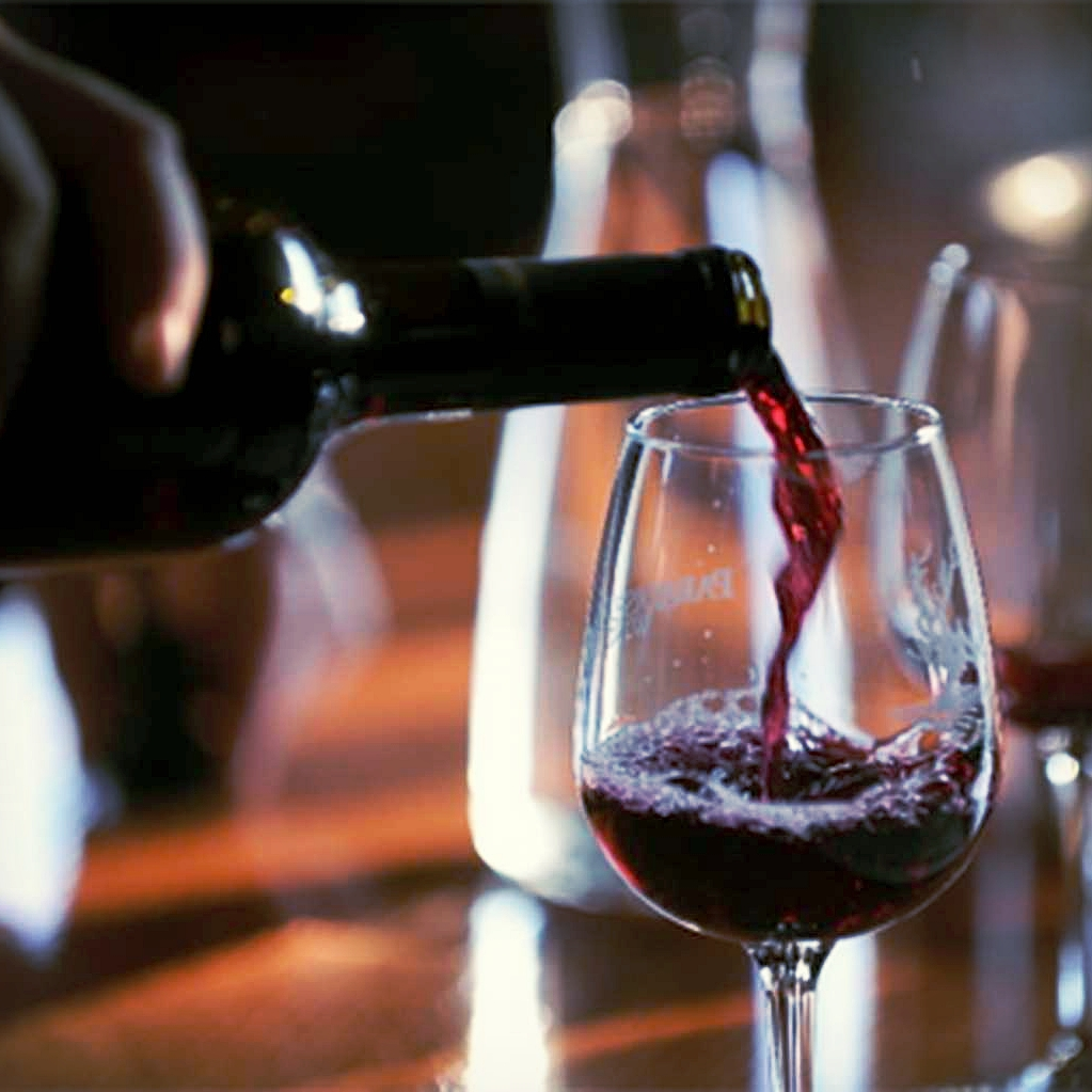 Wine Service - Our sommelier will select the ideal accompaniments for your special meal