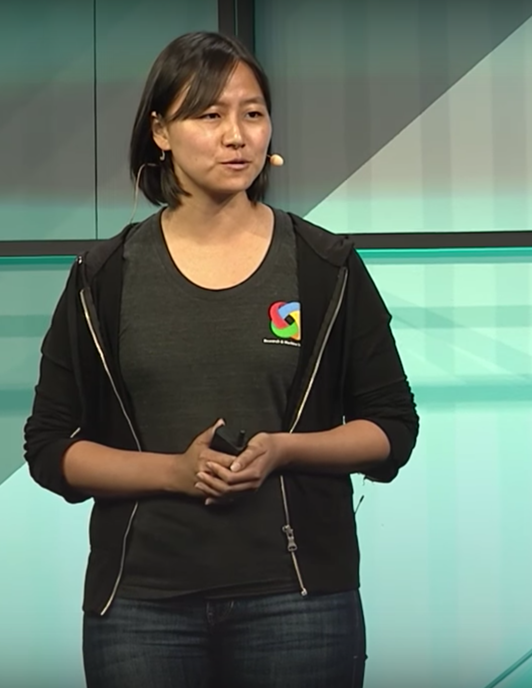 Hsiu Wang, Software engineer