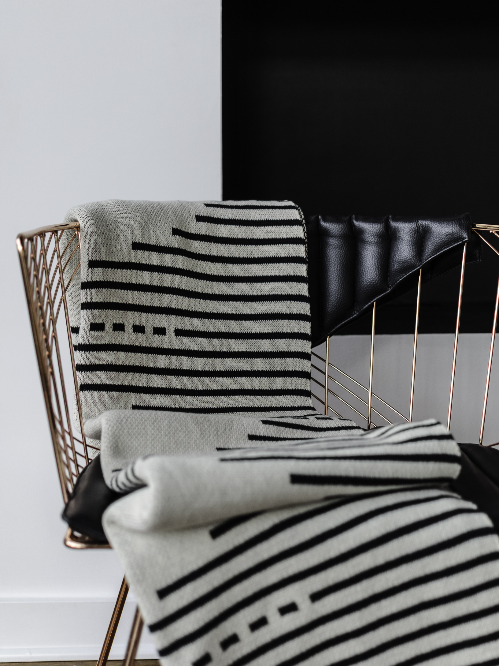 """Seek and Swoon Reika Blanket - This one is a """"me"""" present. Well… I am going to be real and confess that it will actually be stolen by my 10 year old son in a split second. Our house is always fighting over the coziest throws!"""