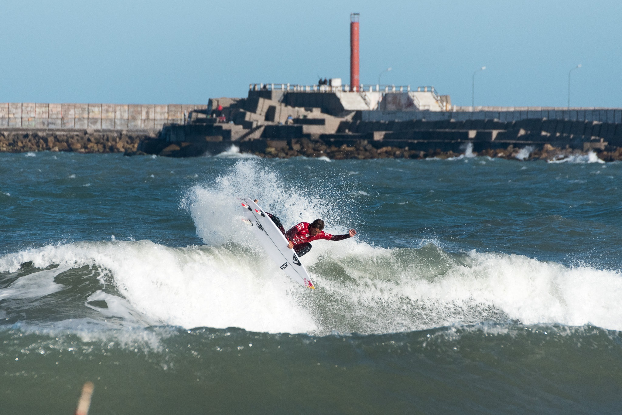Mateus Herdy no QS de Mar Del Plata (ARG). / Foto: Beto Oviedo