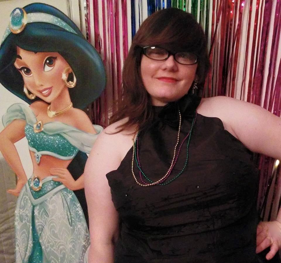 Just me and Jasmine