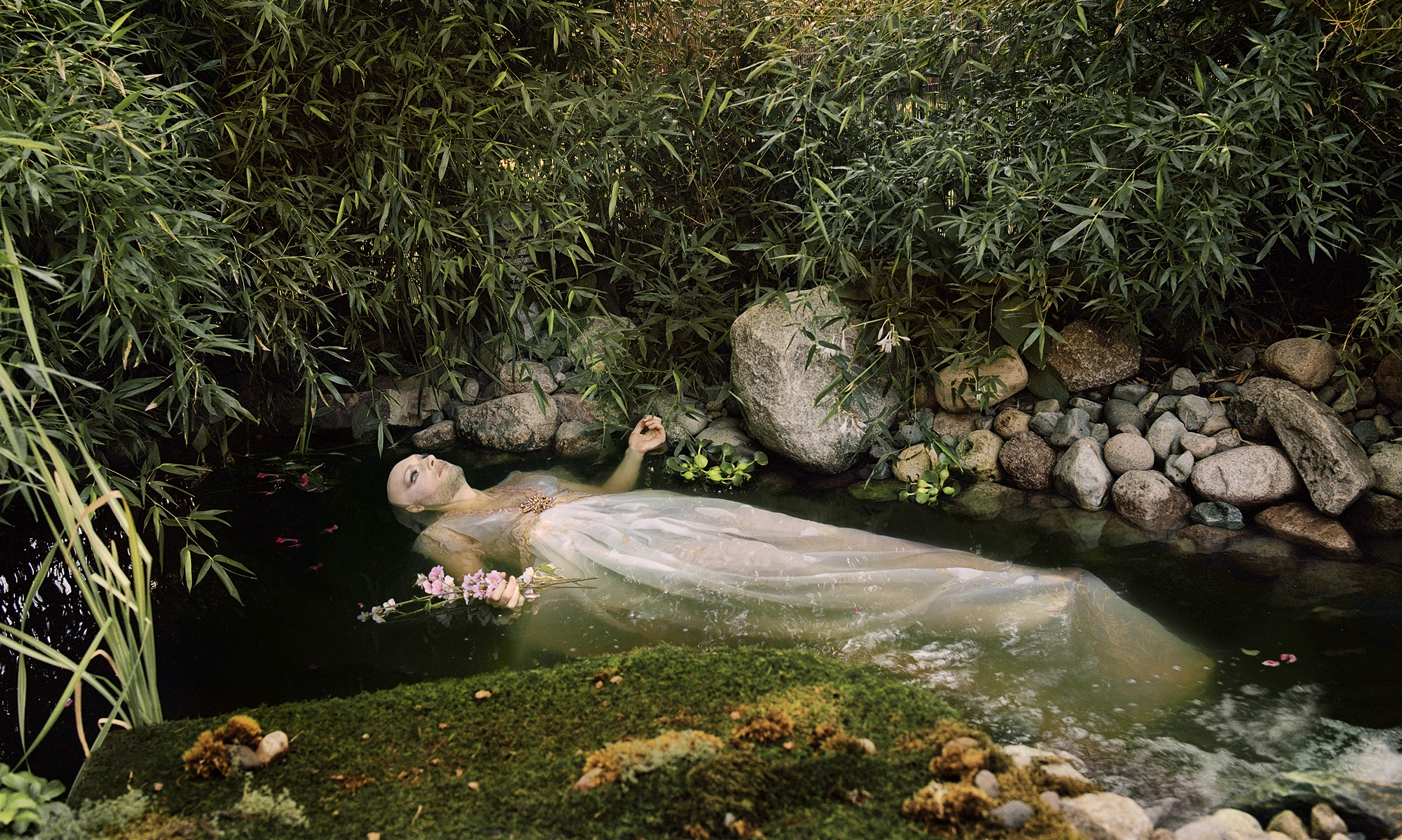 Ophelia (after Millais)  2015