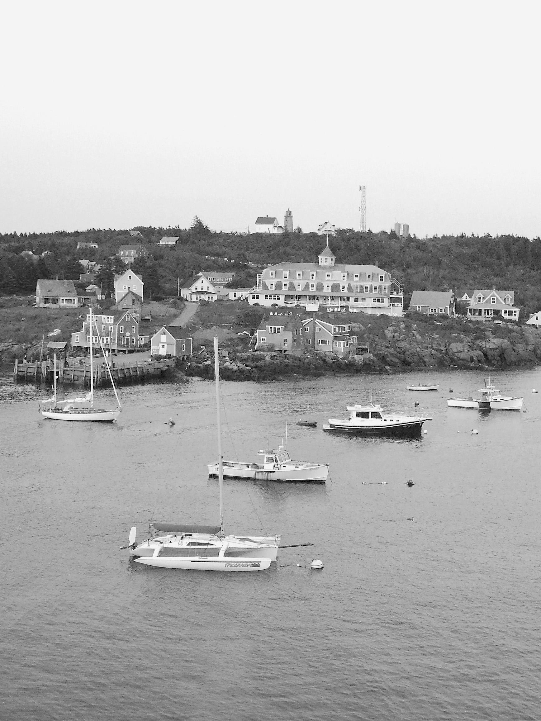 The Midcoast - Cape Small to Marshall Point