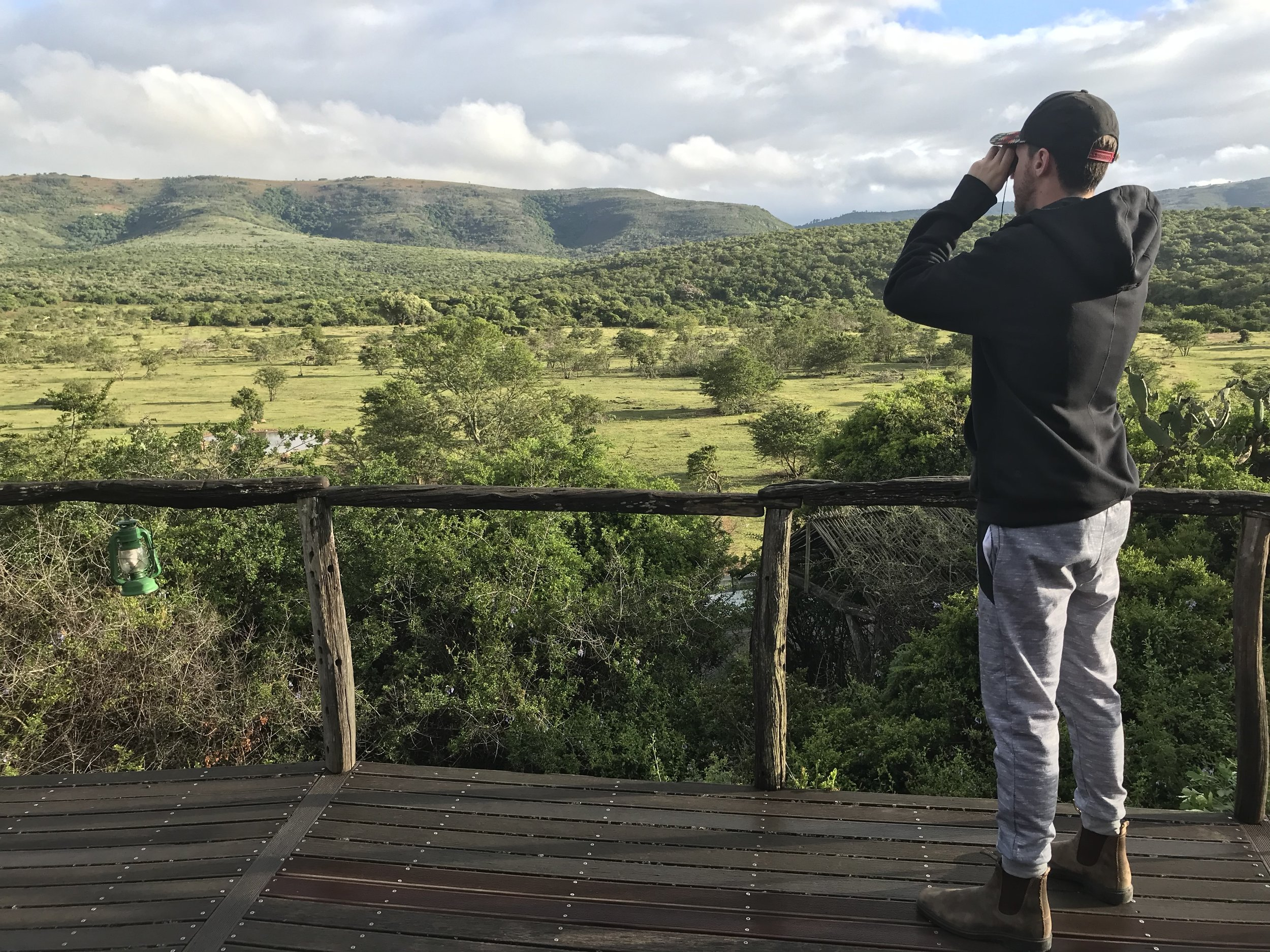 Mike Goddard Pumba Private Game Reserve South Africa