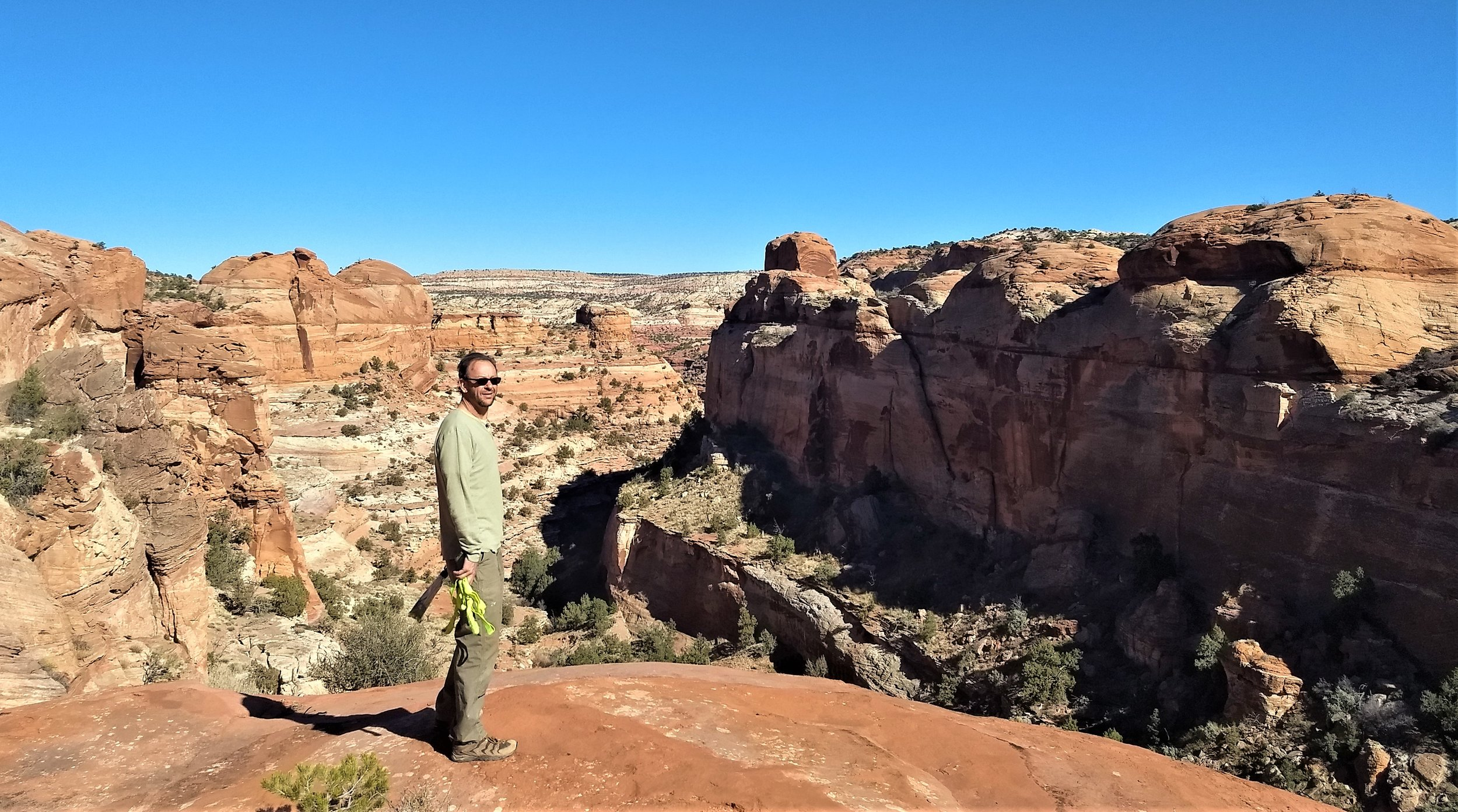 Colter shows us one of his favourite places on Earth. His passion for this landscape is infection, as is his laugh and lightness of spirit. See you next year at the Hot Springs!