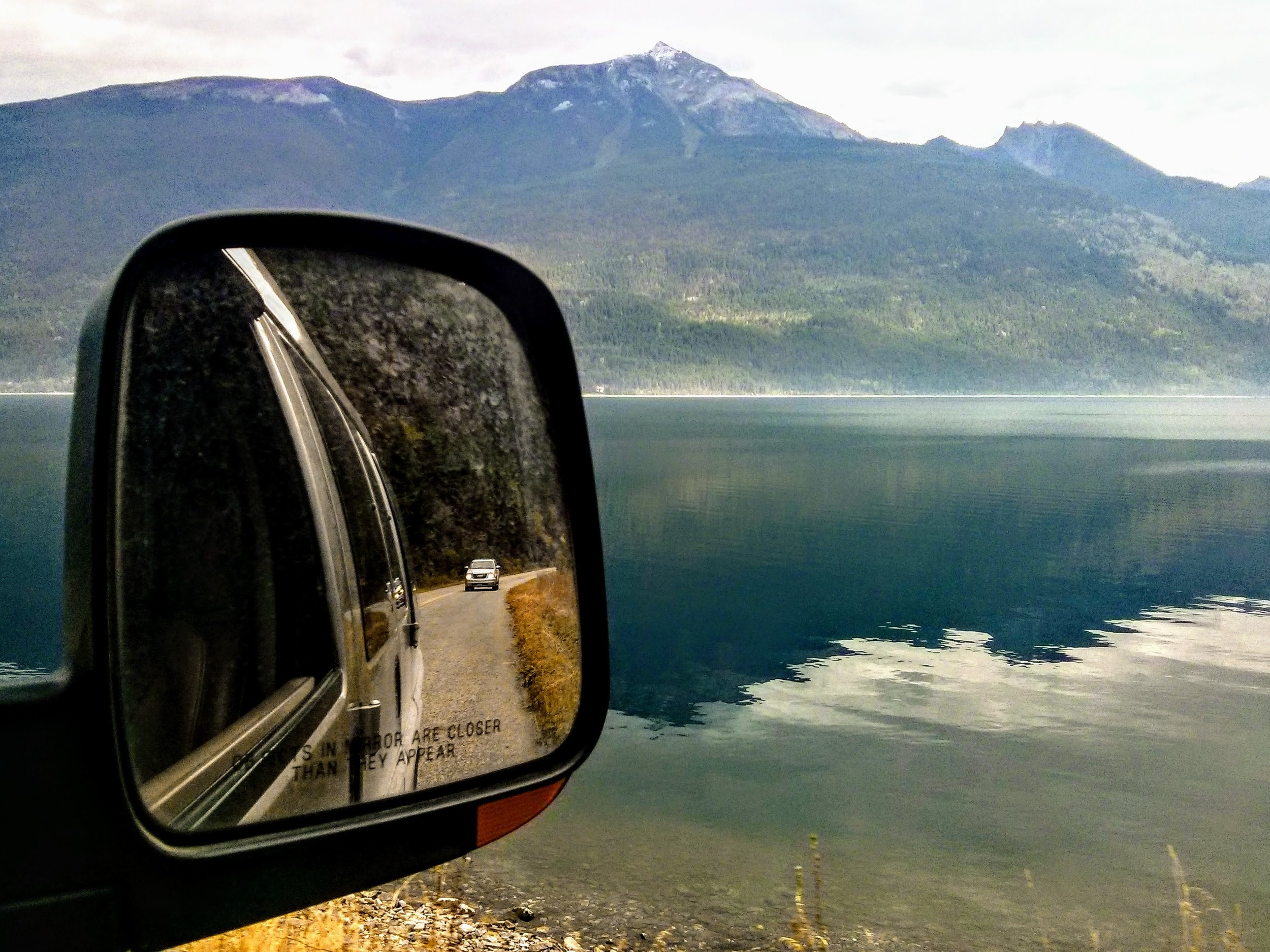 Any drive in the Kootenays is an epic drive. The Western shore of Kootenay Lake does not disappoint.