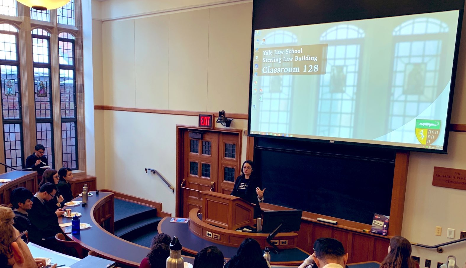 Yale Law School (C) Asa Craig