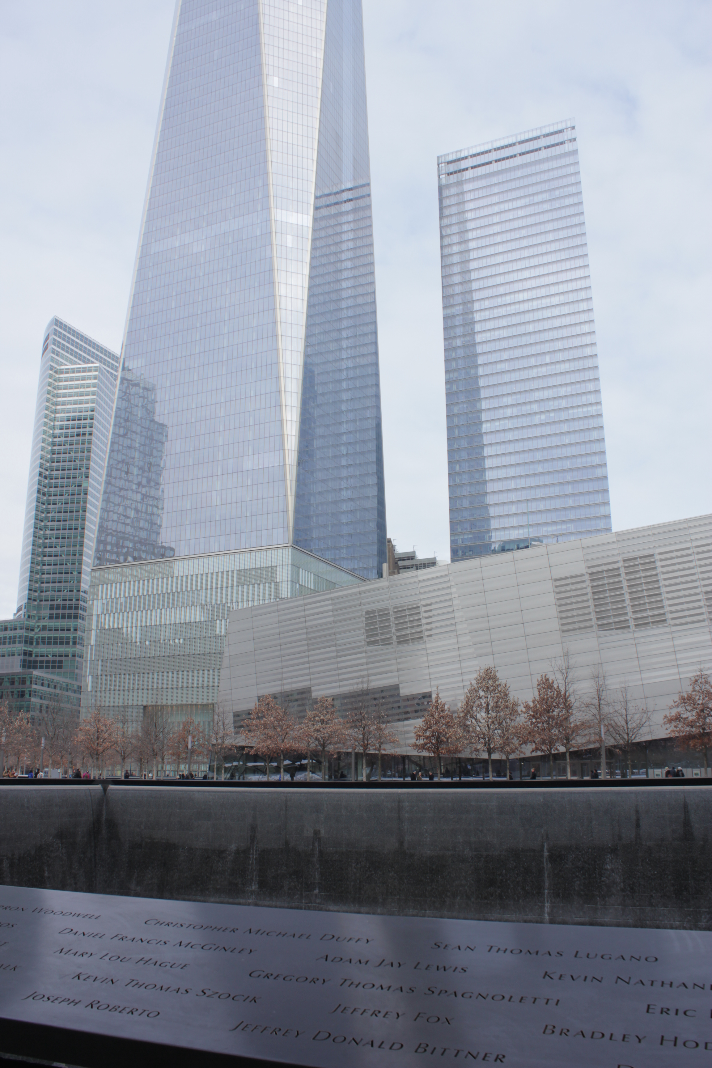 One Trade Center, NY, por Patricia Vasconcellos