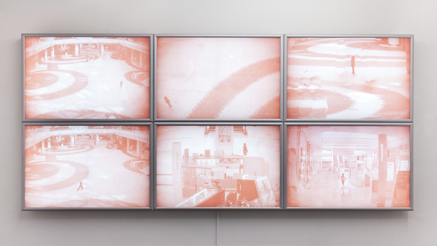 Crudely Erased Adults - Installation view at Carrol/Fletcher in London