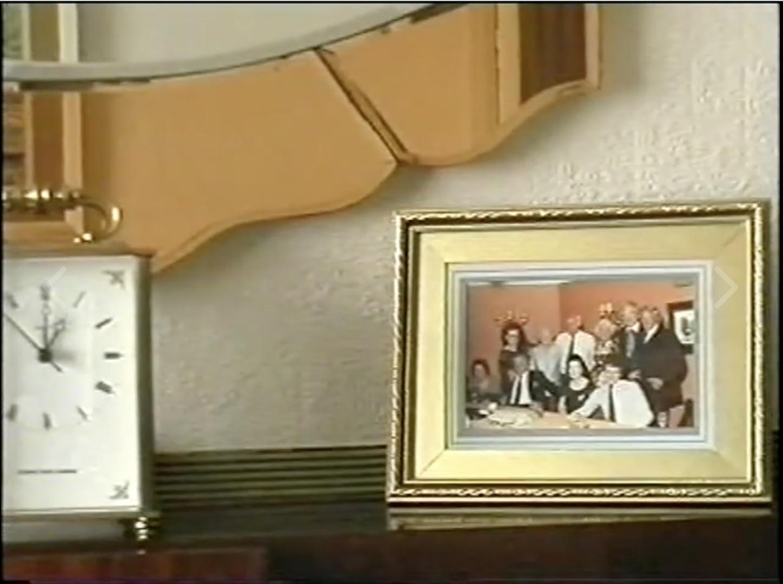 Screenshot, Rosy Martin 'Too Close to Home', 1999, 8 min