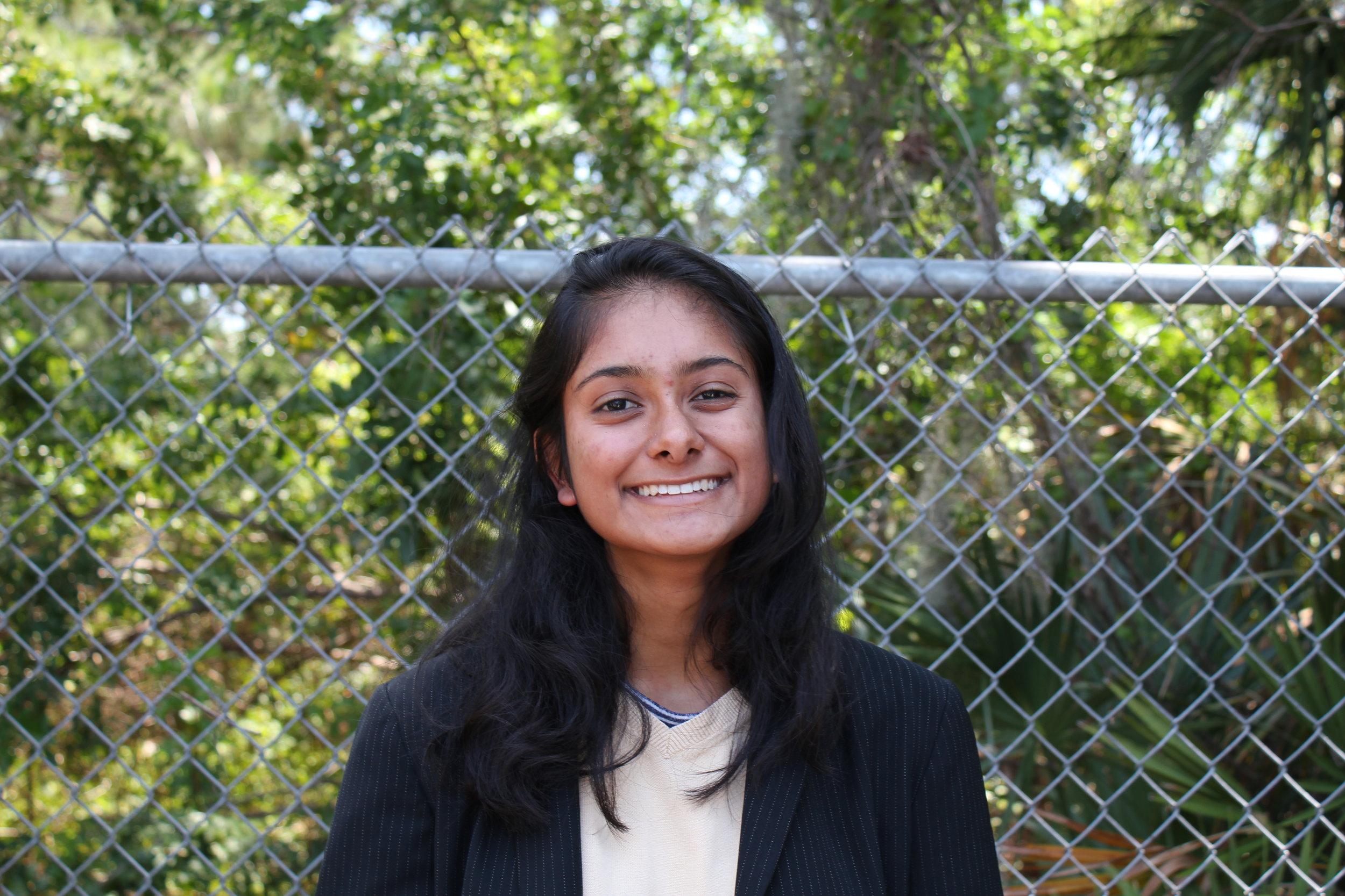 Kaysha Kapadia (Crisis Staff)